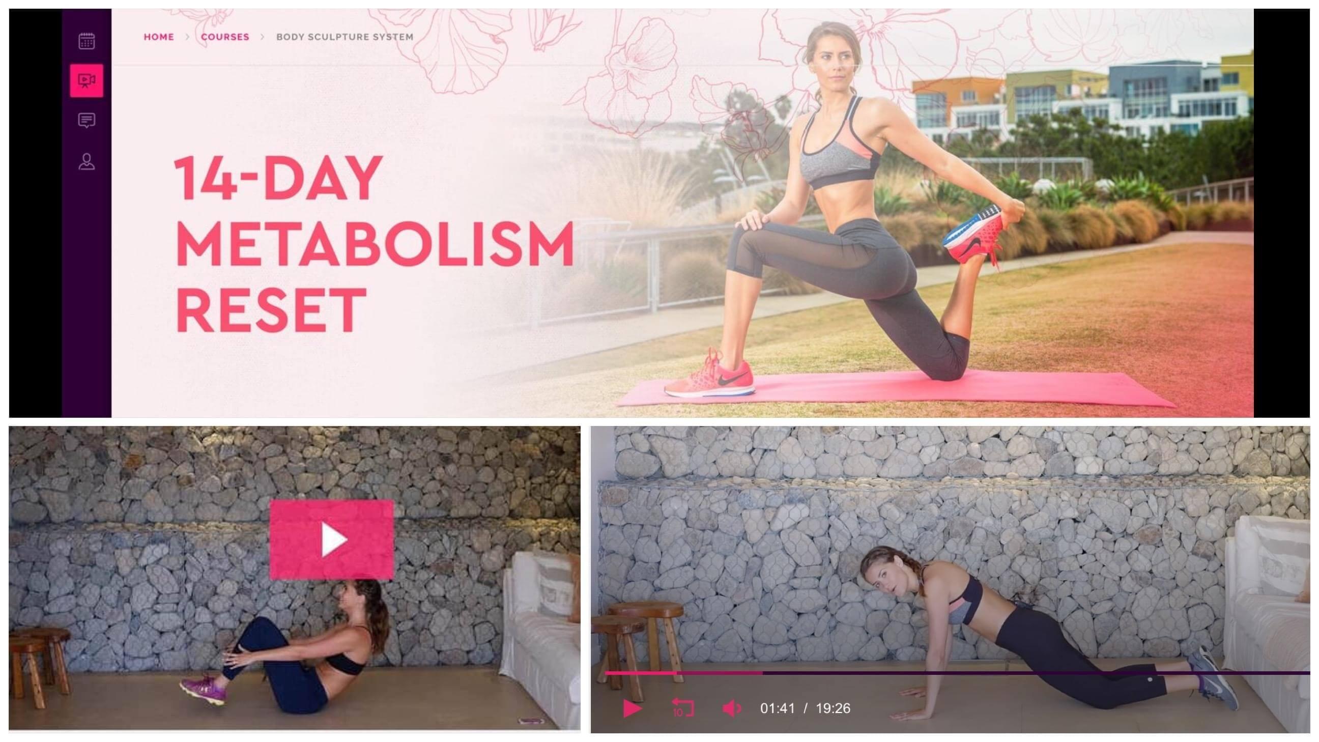 14-Day Workout Plan
